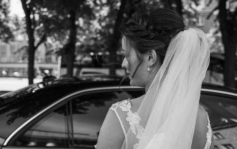 Noleggio auto per matrimonio Trento per wedding planner