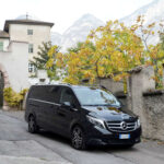 Noleggio minivan con conducente classe V Trento