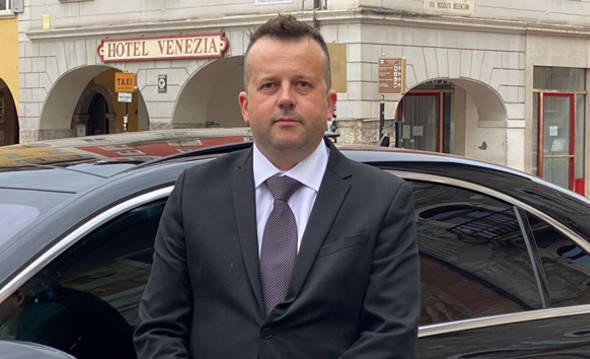 Ncc per servizi aziendali Trento