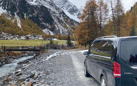 Ncc Trentino per gite e tour