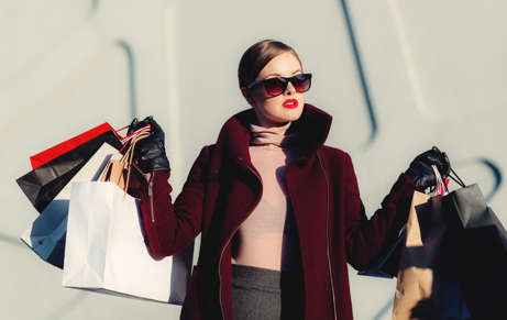 Ncc Trentino per Shopping
