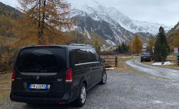 Ncc Trento per tour e gite in Trentino